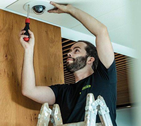 Techniker*in für Alarm-, und Videoüberwachungssysteme (m/w/d)