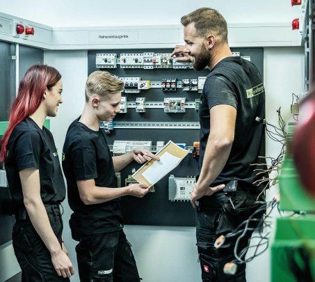 Lehrling Elektronik – Bereich Sicherheitstechnik (m/w/d)