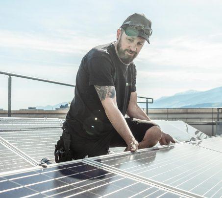 Monteur*in Photovoltaik (m/w/d)