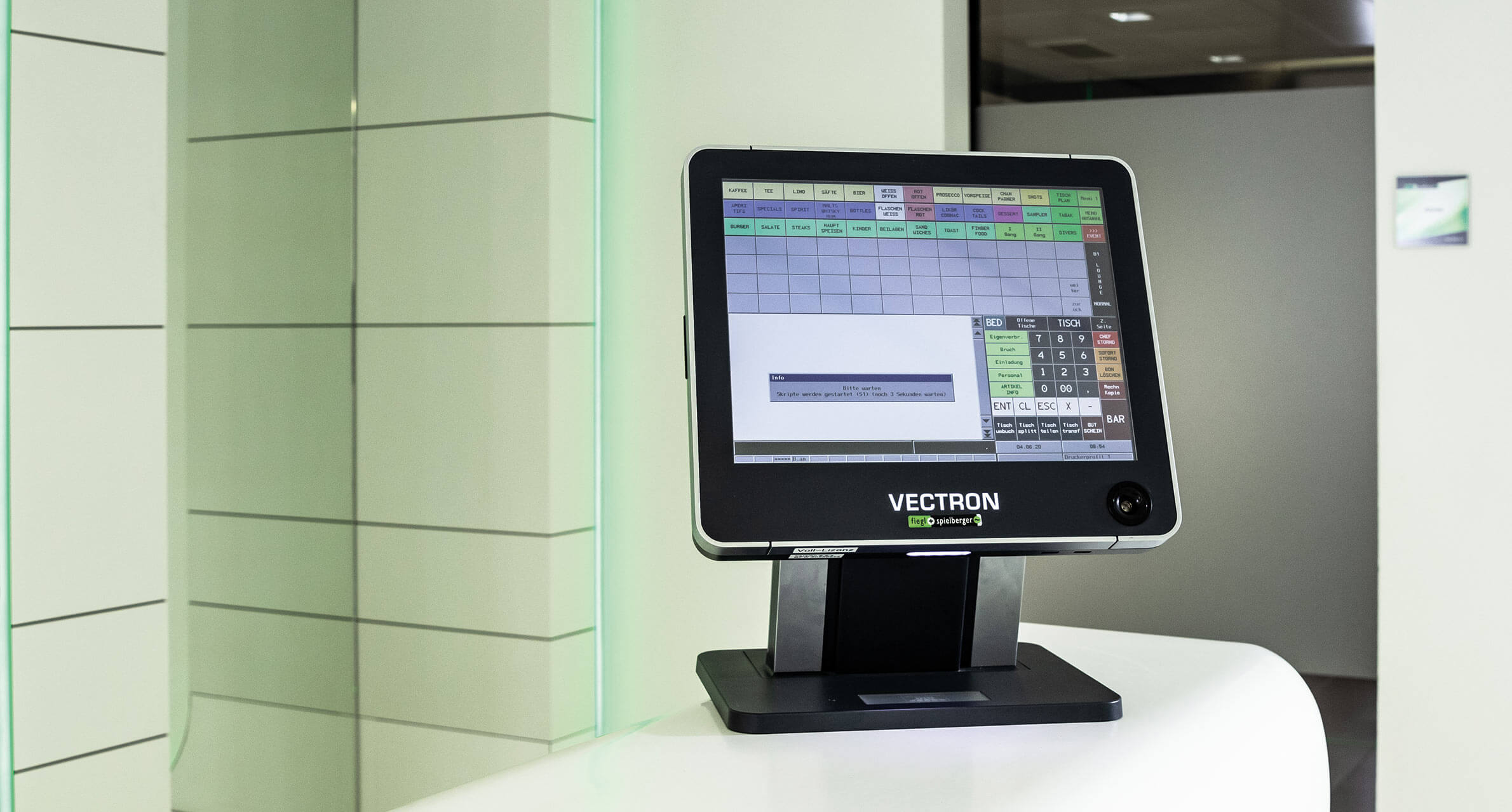 Kassensystem VECTRON