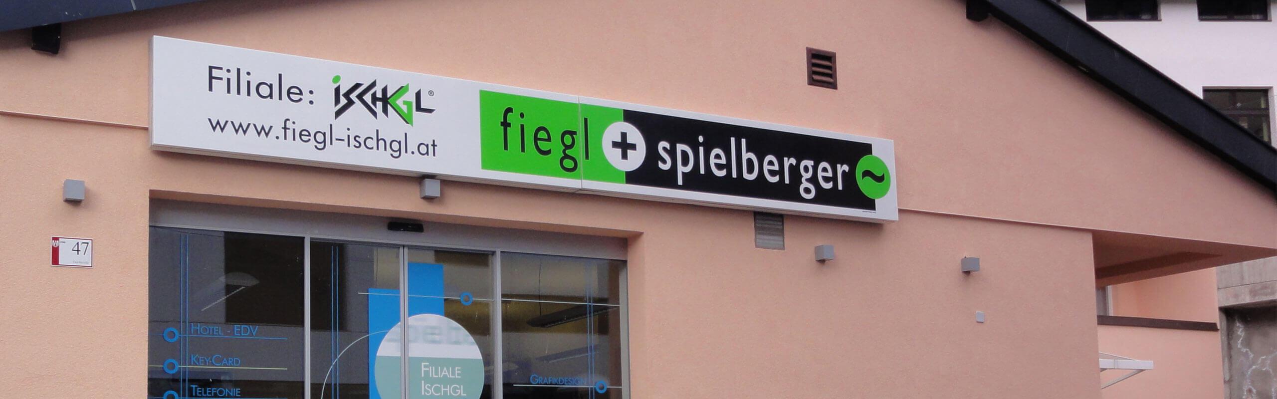 Standort Ischgl im Paznauntal (Tirol)